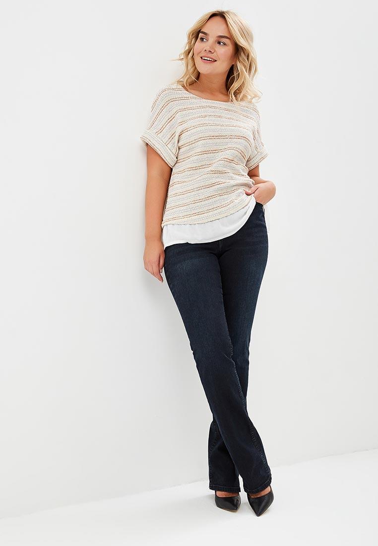 Прямые джинсы Violeta by Mango (Виолетта бай Манго) 33010560: изображение 2