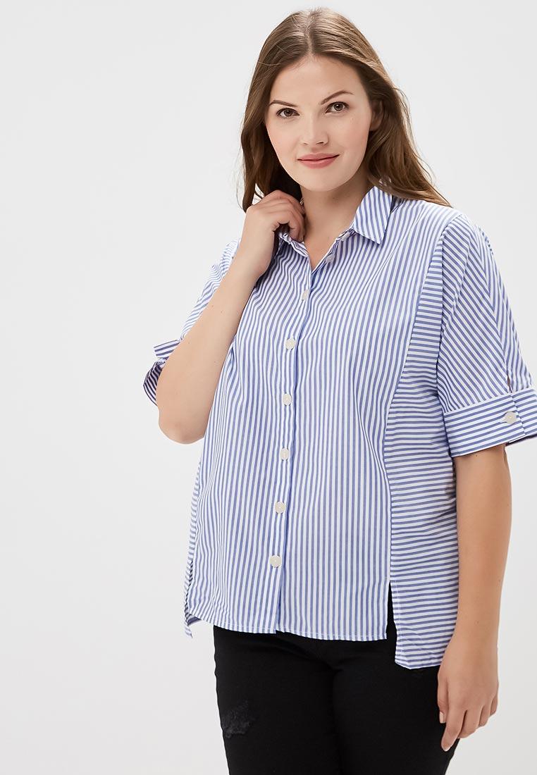 Рубашка с коротким рукавом Violeta by Mango (Виолетта бай Манго) 33081141
