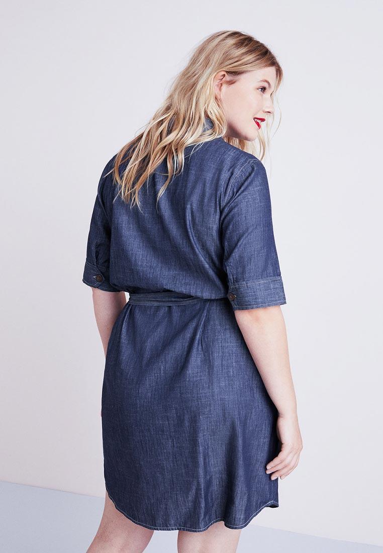 Платье Violeta by Mango (Виолетта бай Манго) 33070795: изображение 3