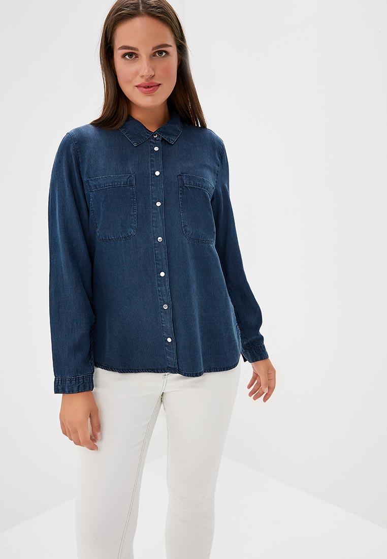 Женские рубашки с длинным рукавом Violeta by Mango (Виолетта бай Манго) 33093700: изображение 1