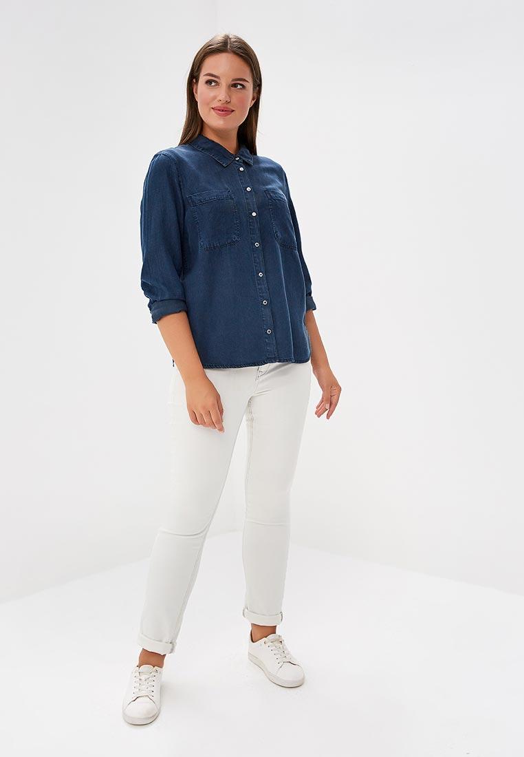 Женские рубашки с длинным рукавом Violeta by Mango (Виолетта бай Манго) 33093700: изображение 2