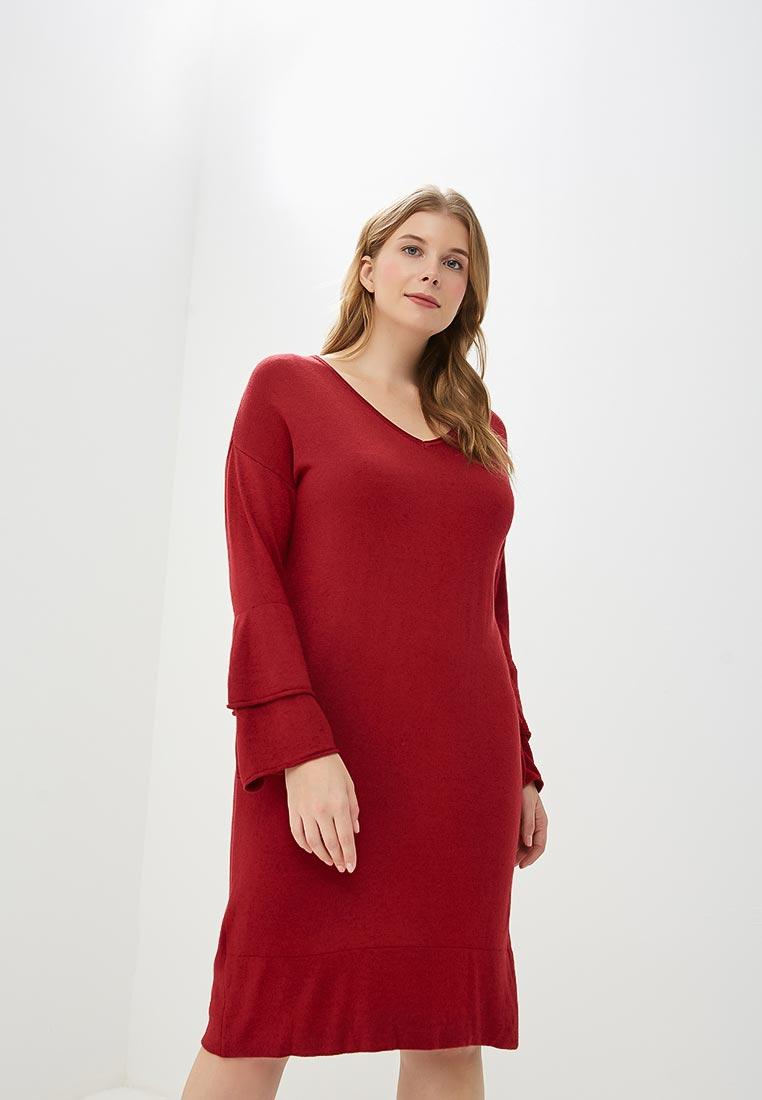Вязаное платье Violeta by Mango (Виолетта бай Манго) 33045711