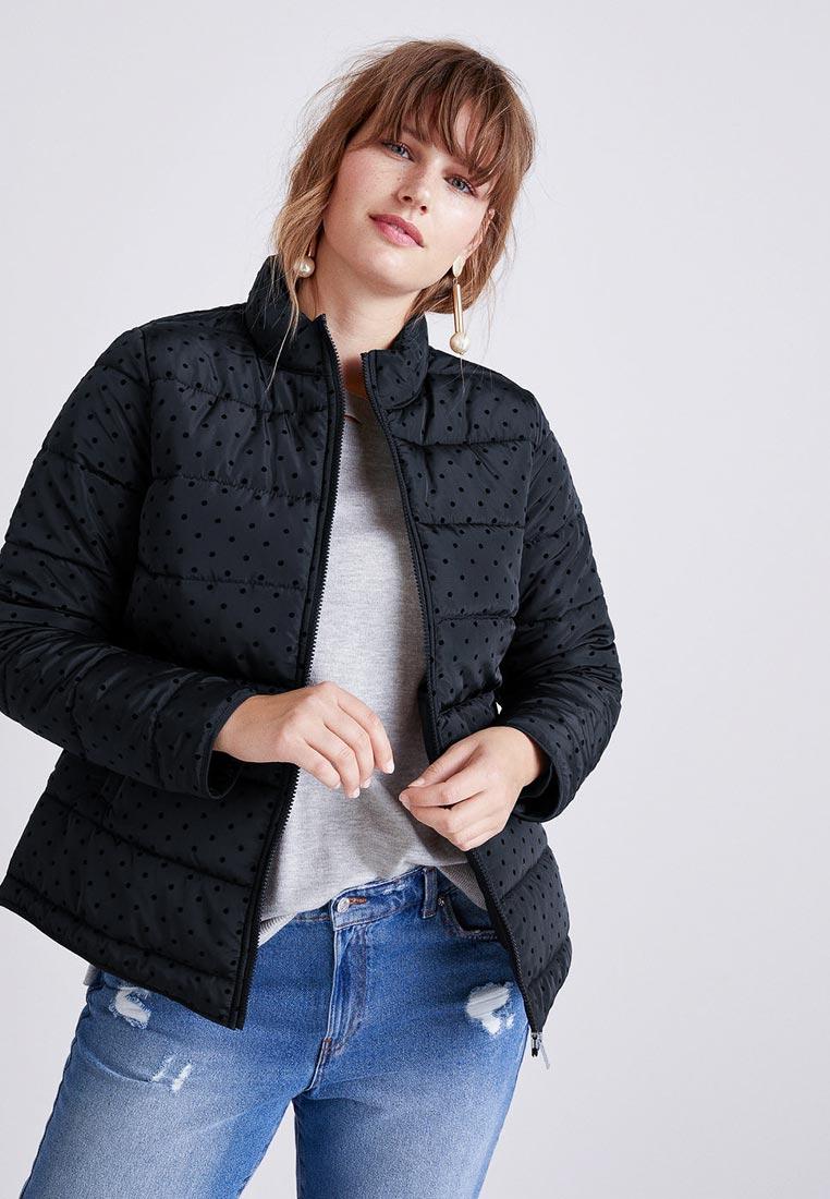 Утепленная куртка Violeta by Mango (Виолетта бай Манго) 33023725