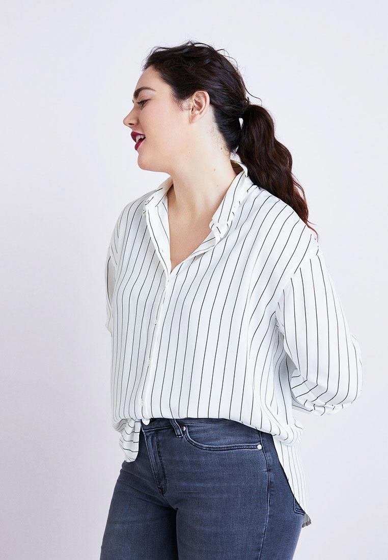Женские рубашки с длинным рукавом Violeta by Mango (Виолетта бай Манго) 33097634