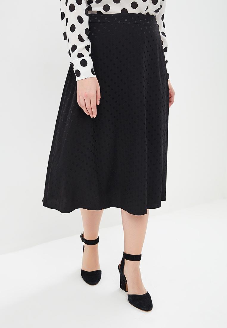Широкая юбка Violeta by Mango (Виолетта бай Манго) 31067686