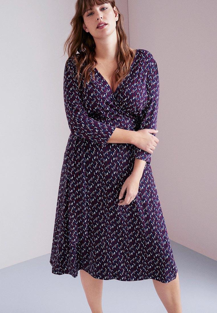 Вязаное платье Violeta by Mango (Виолетта бай Манго) 41090661