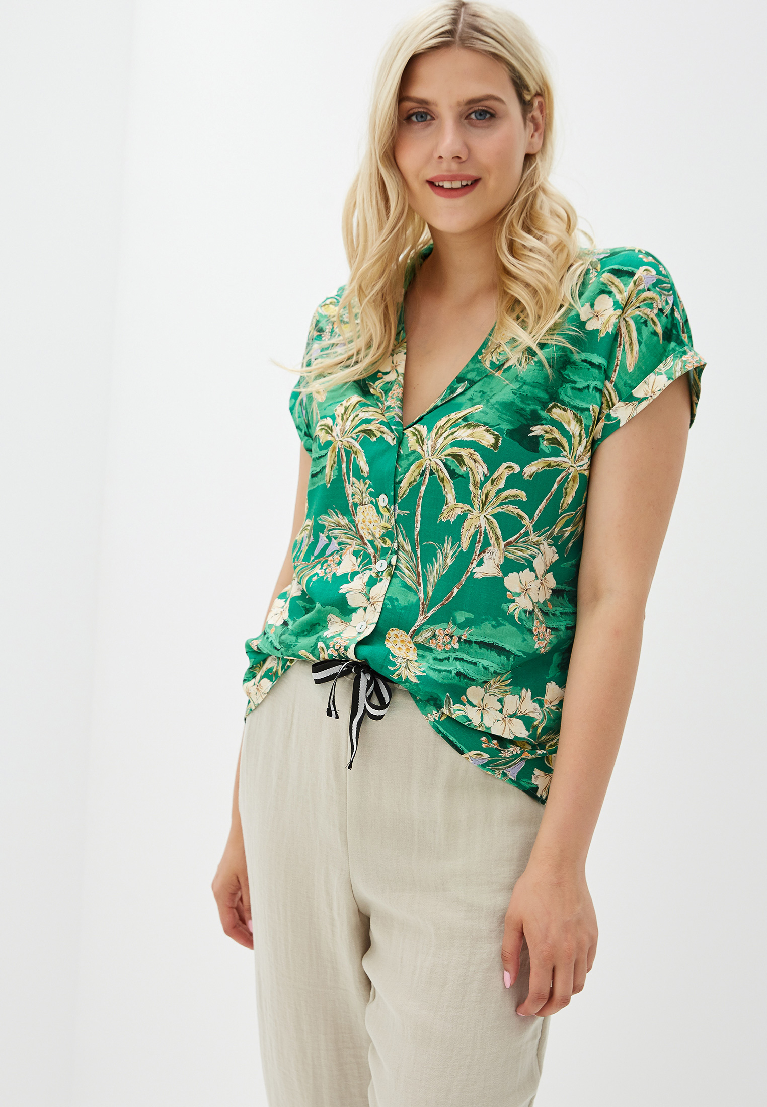 Блуза Violeta by Mango (Виолетта бай Манго) 51050924