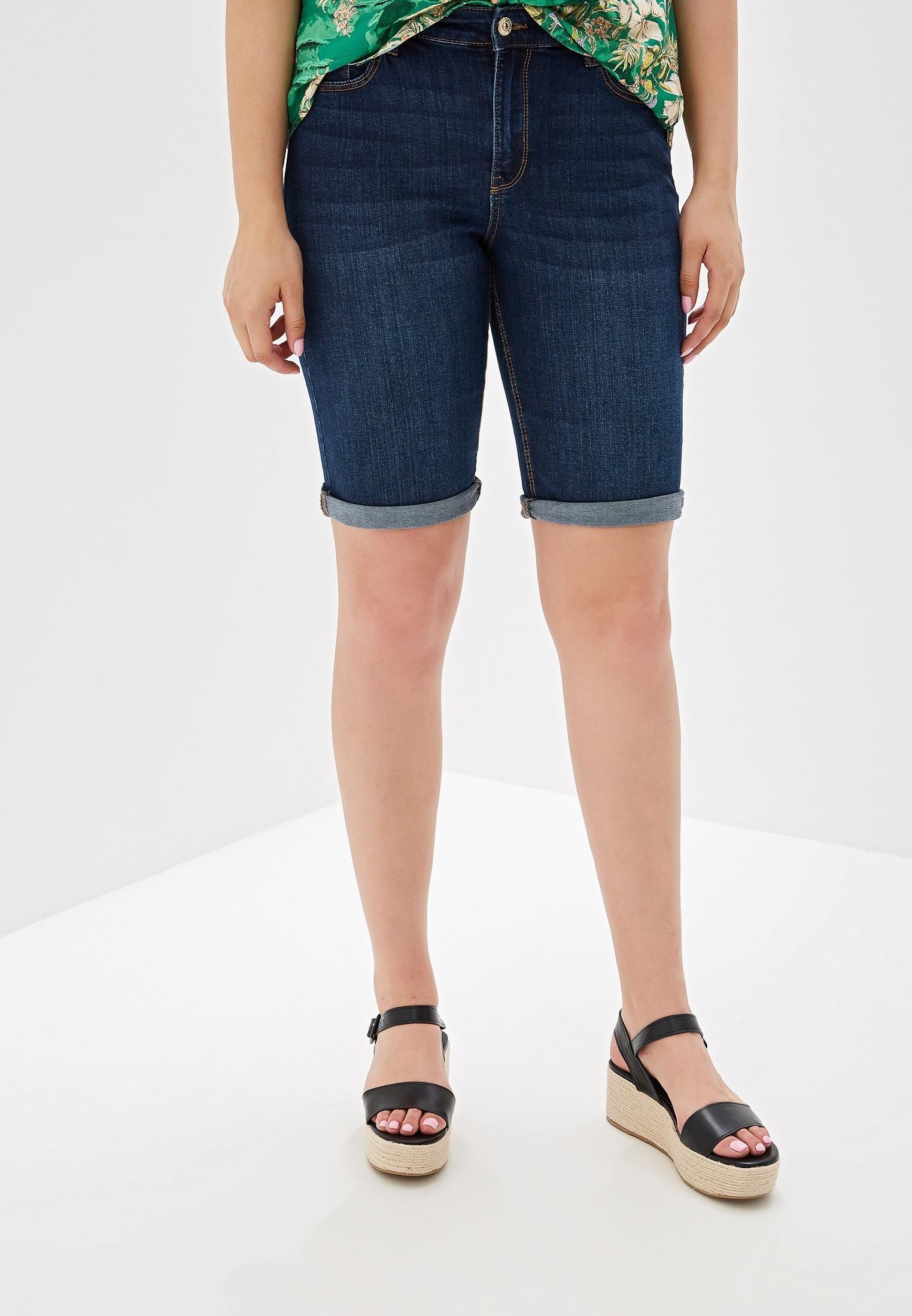 Женские джинсовые шорты Violeta by Mango (Виолетта бай Манго) 53920664