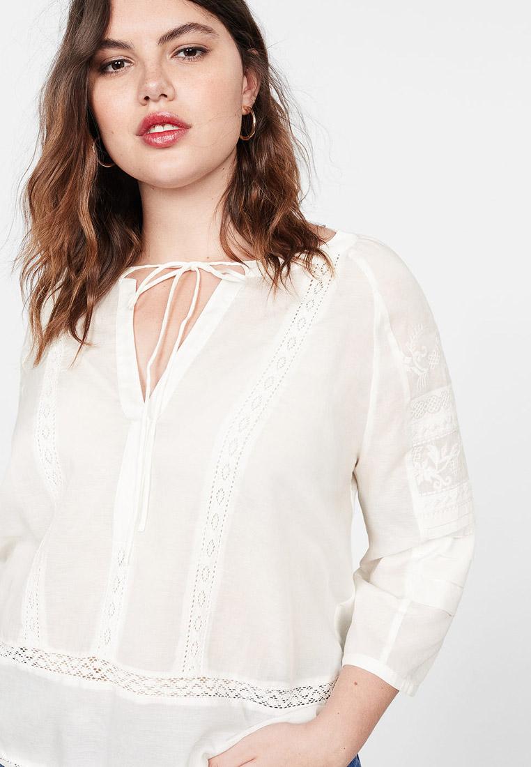 Блуза Violeta by Mango (Виолетта бай Манго) 53070805