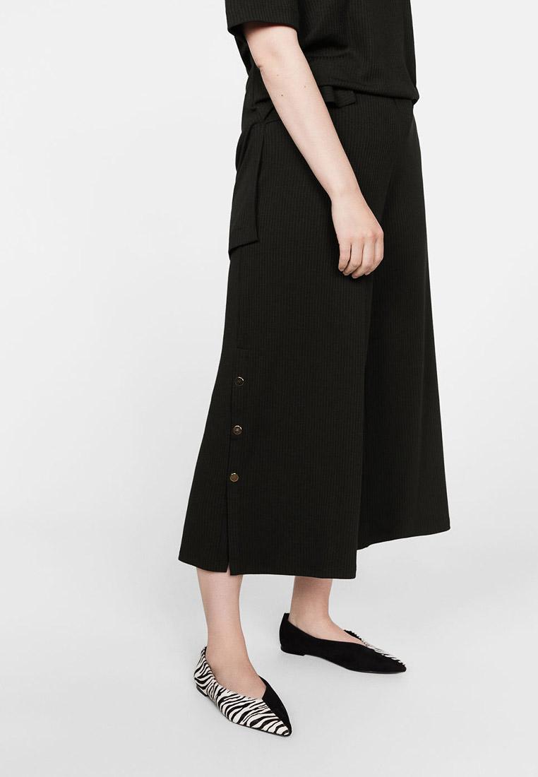 Женские широкие и расклешенные брюки Violeta by Mango (Виолетта бай Манго) 53090537