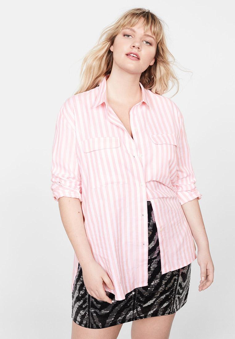 Женские рубашки с длинным рукавом Violeta by Mango (Виолетта бай Манго) 53070673