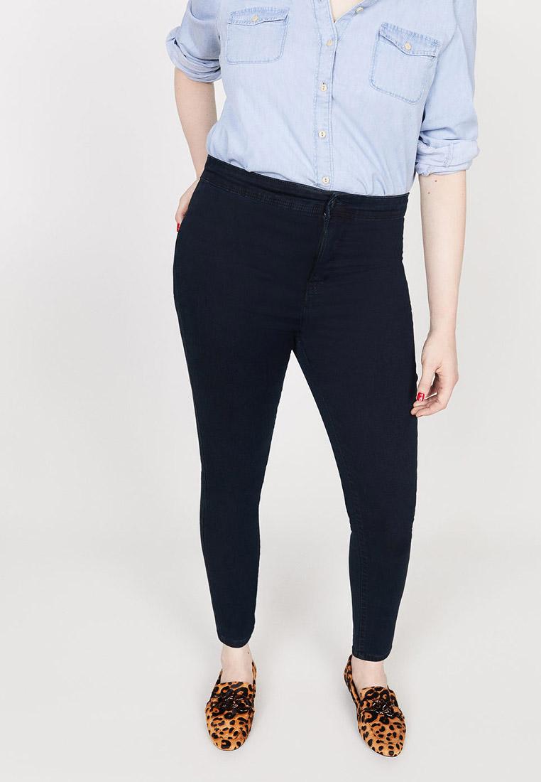 Зауженные джинсы Violeta by Mango (Виолетта бай Манго) 53045708