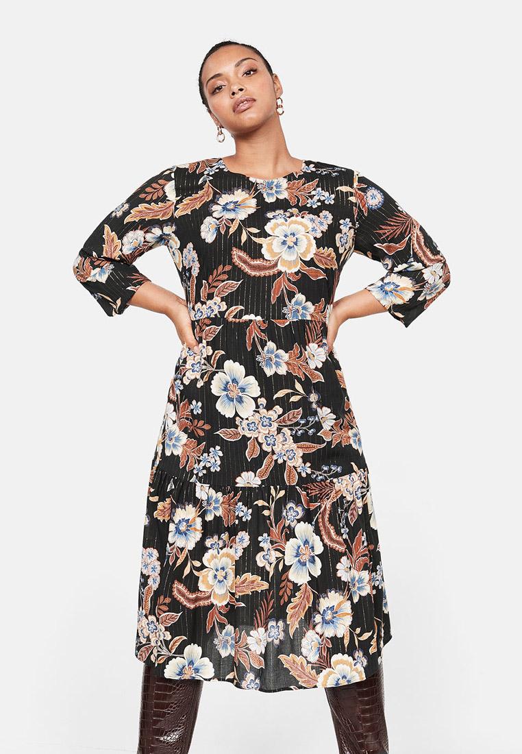 Платье Violeta by Mango (Виолетта бай Манго) 57055782