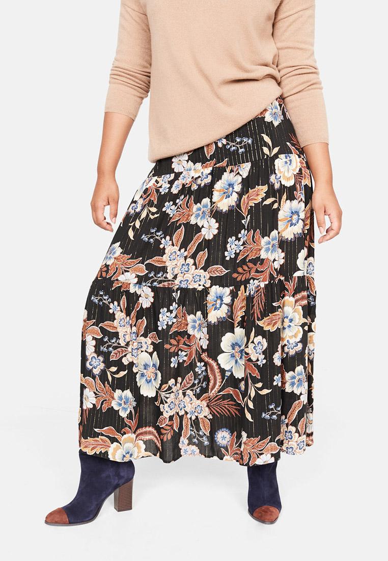 Широкая юбка Violeta by Mango (Виолетта бай Манго) 57045782