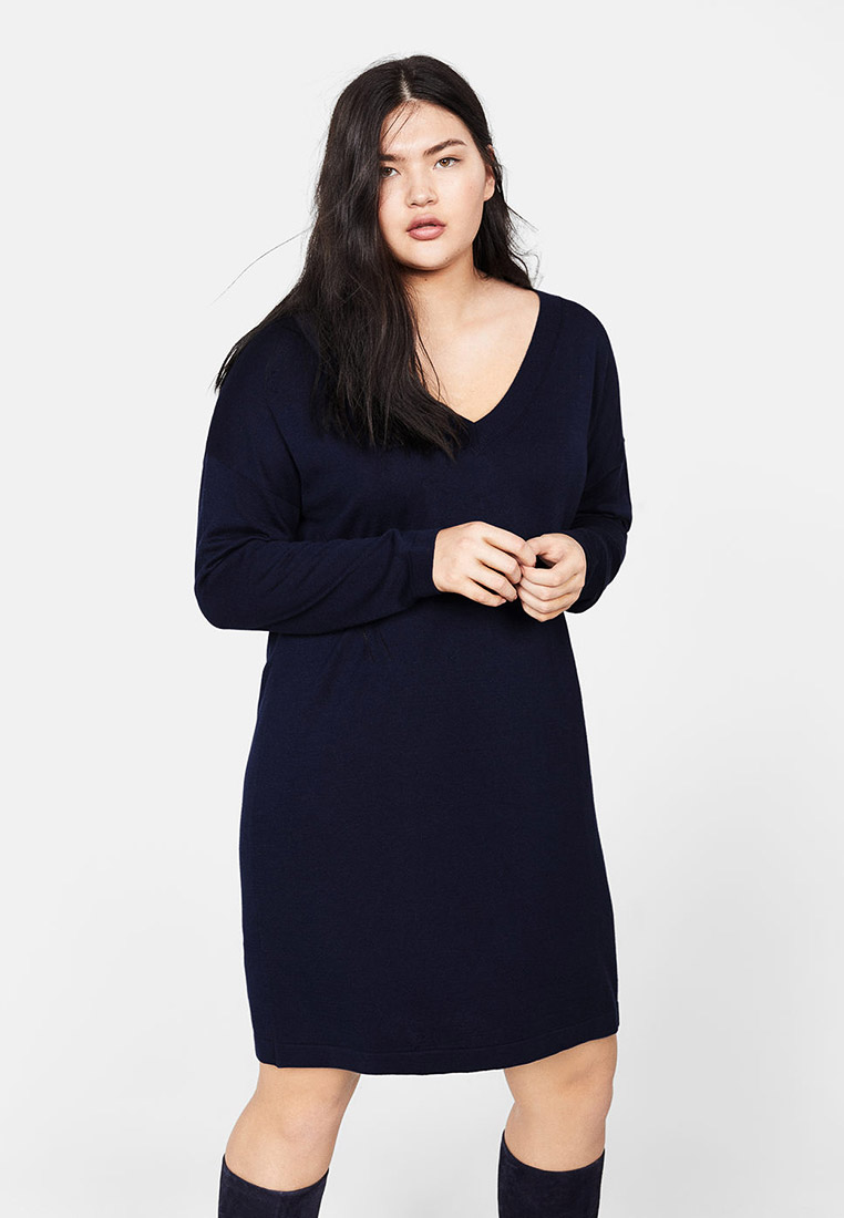 Платье Violeta by Mango (Виолетта бай Манго) 53037669