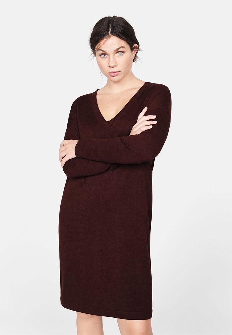 Вязаное платье Violeta by Mango (Виолетта бай Манго) 53037669