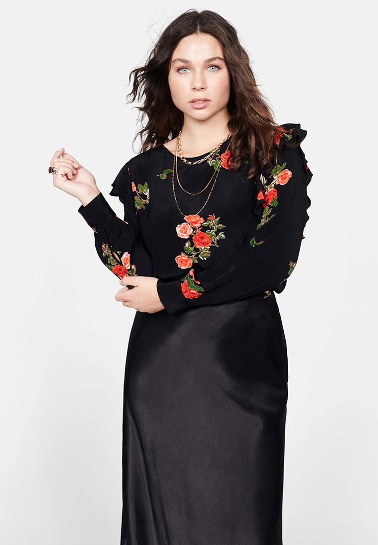 Блуза Violeta by Mango (Виолетта бай Манго) 57017114