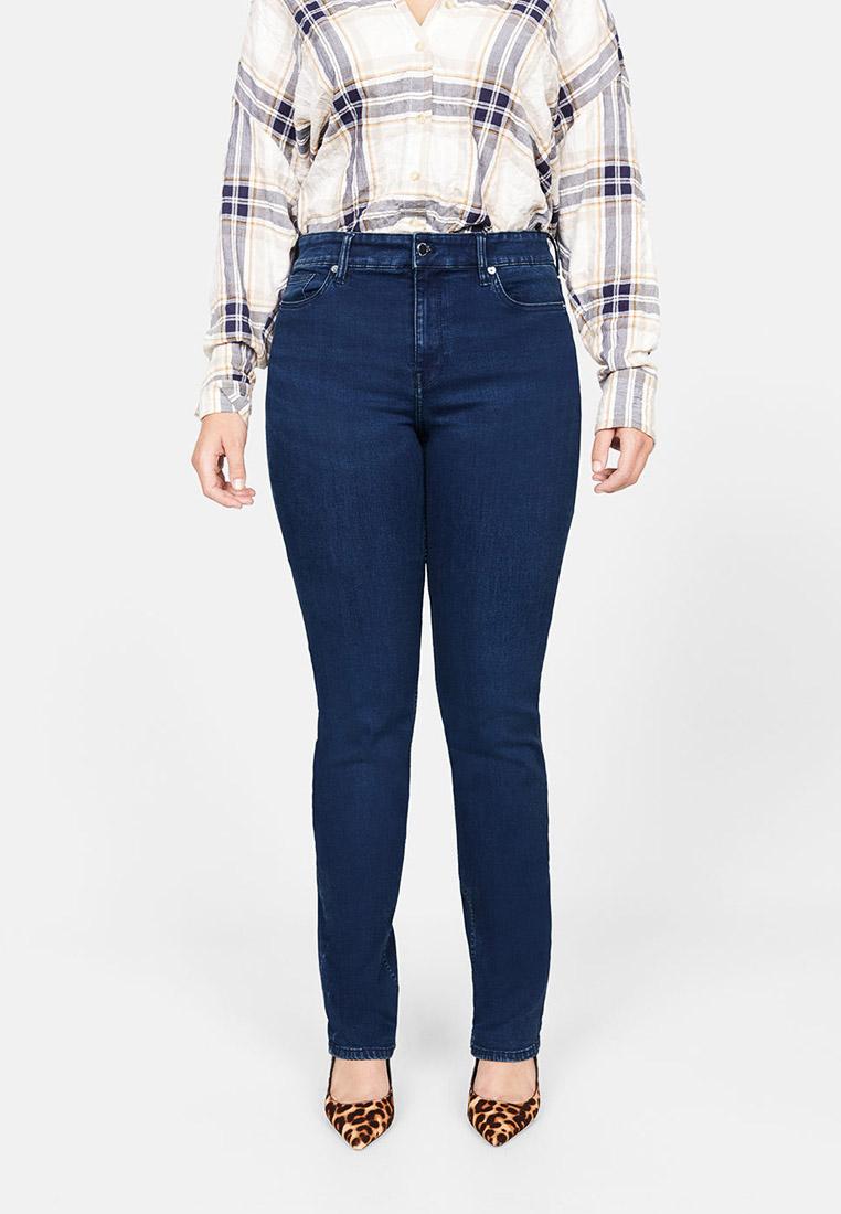 Зауженные джинсы Violeta by Mango (Виолетта бай Манго) 53097662