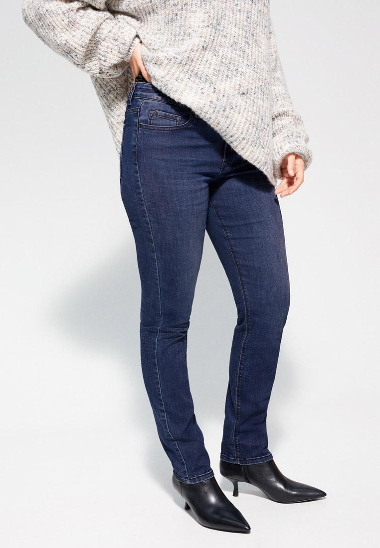 Зауженные джинсы Violeta by Mango (Виолетта бай Манго) 67940050