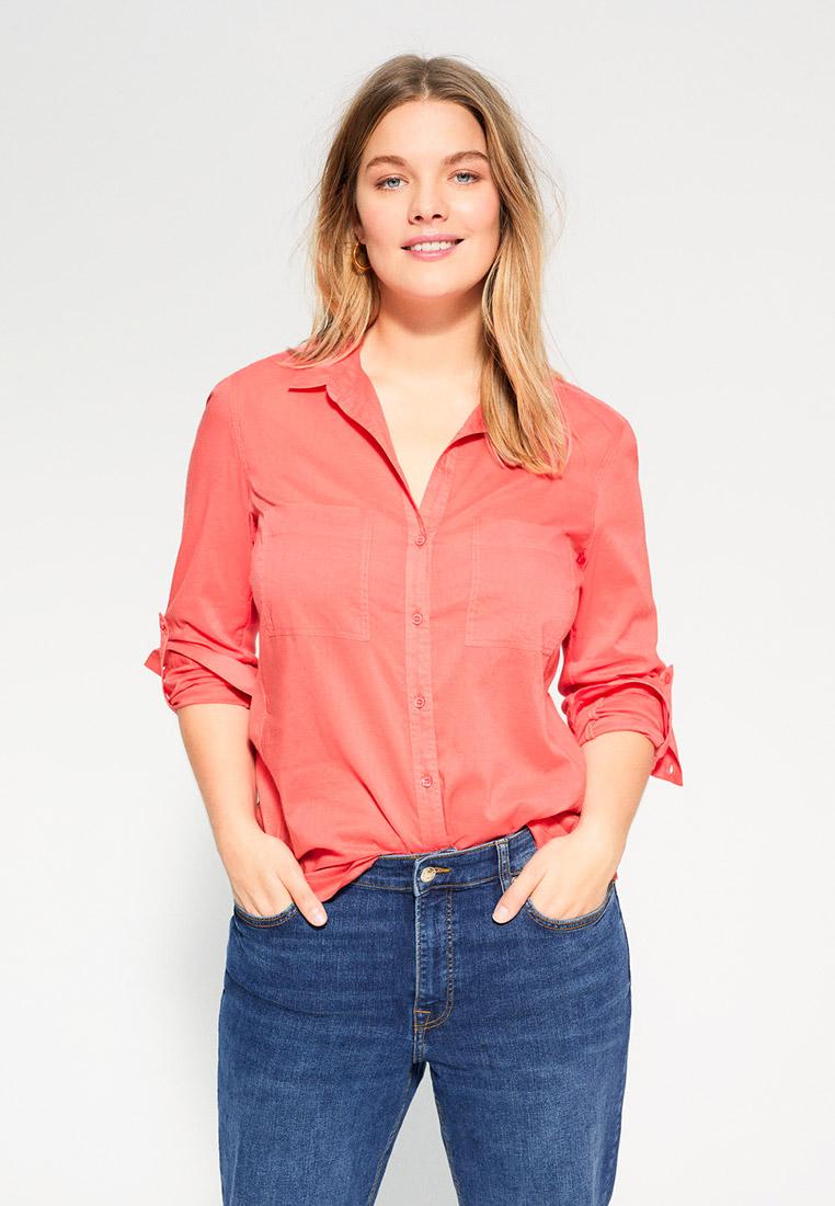 Женские рубашки с длинным рукавом Violeta by Mango (Виолетта бай Манго) 67002005