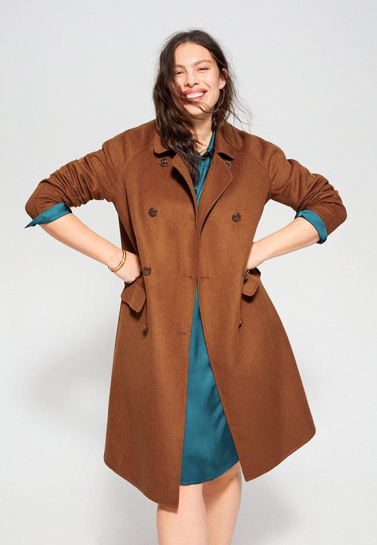 Женские пальто Violeta by Mango (Виолетта бай Манго) 67080554