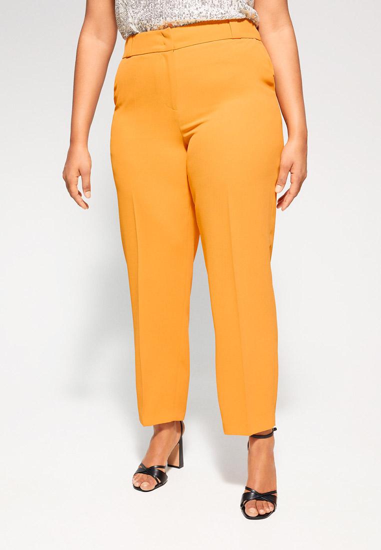 Женские прямые брюки Violeta by Mango (Виолетта бай Манго) 67085703