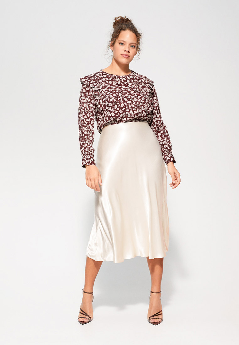 Блуза Violeta by Mango (Виолетта бай Манго) 67025721: изображение 2