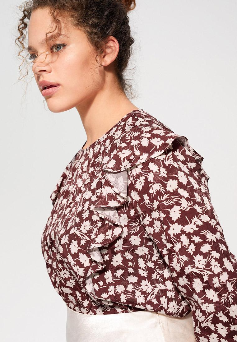 Блуза Violeta by Mango (Виолетта бай Манго) 67025721: изображение 4