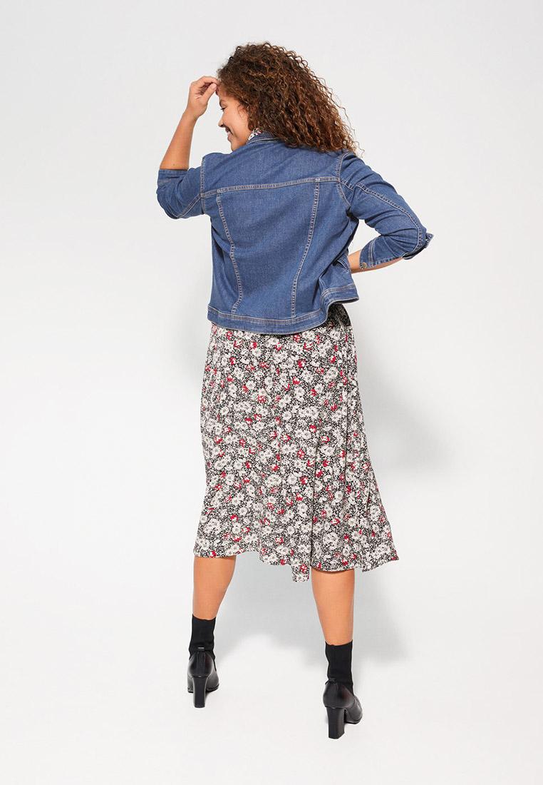 Джинсовая куртка Violeta by Mango (Виолетта бай Манго) 67905501: изображение 3