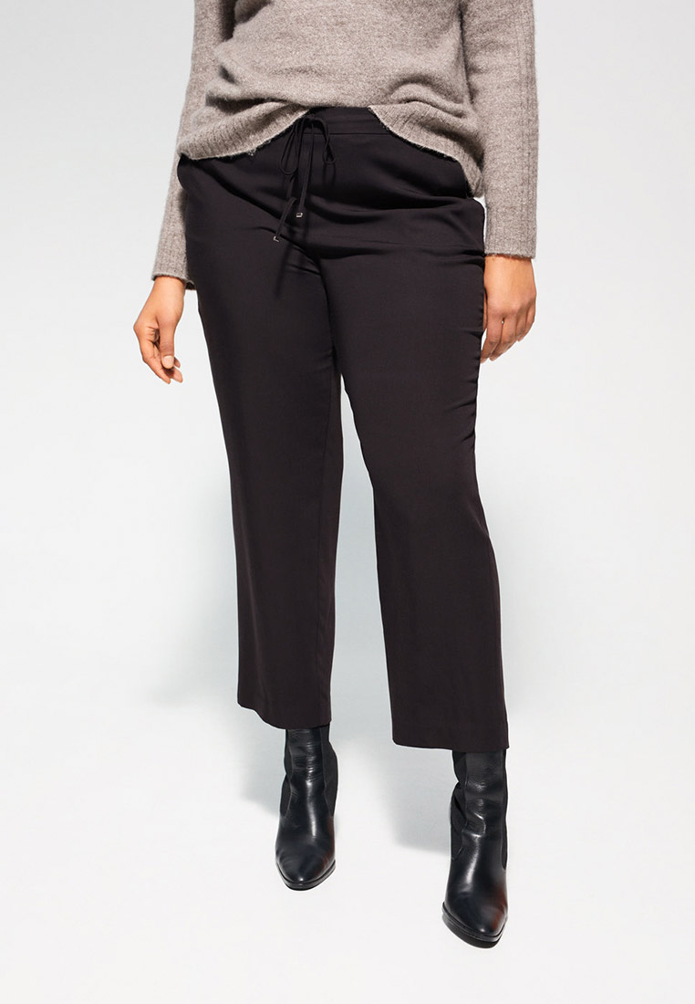 Женские прямые брюки Violeta by Mango (Виолетта бай Манго) 67055700