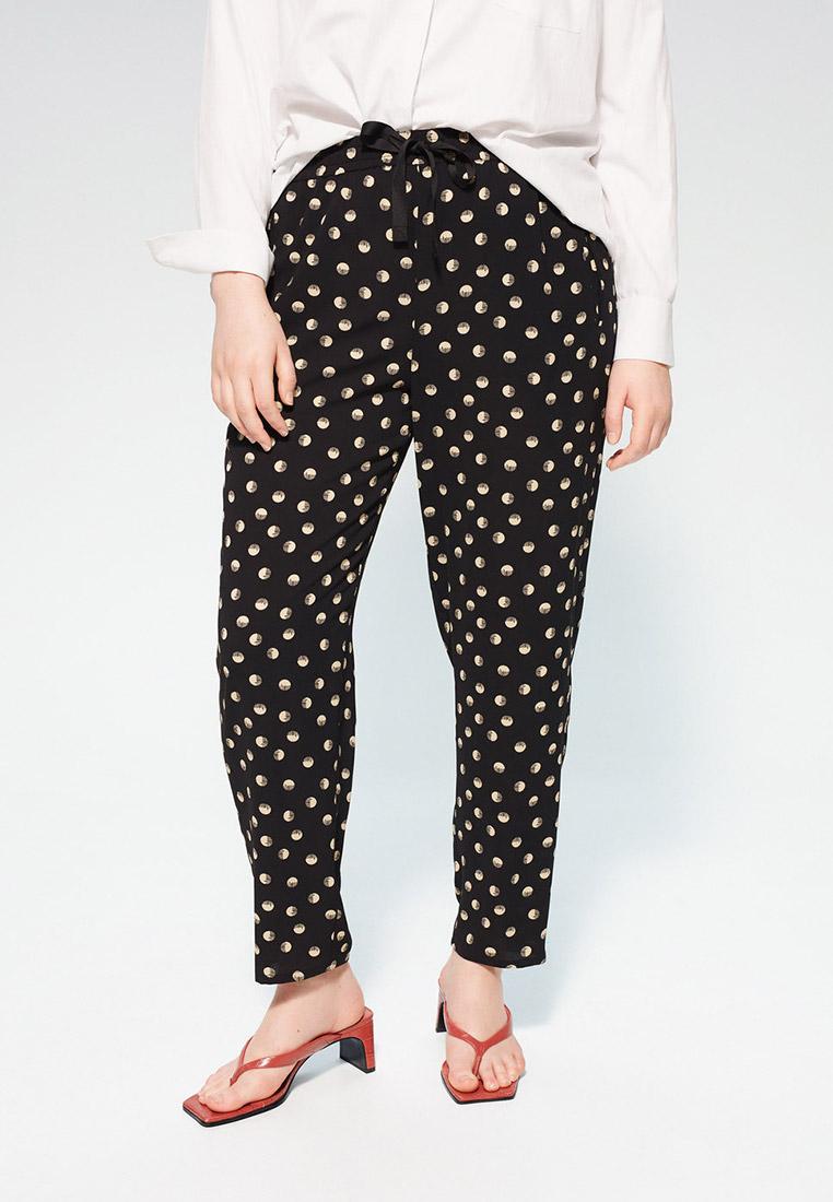 Женские зауженные брюки Violeta by Mango (Виолетта бай Манго) 67075912