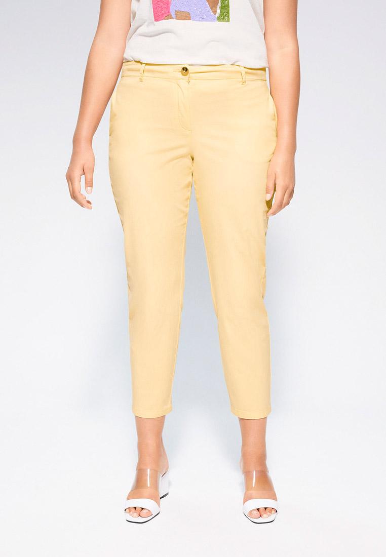 Женские зауженные брюки Violeta by Mango (Виолетта бай Манго) 67007877