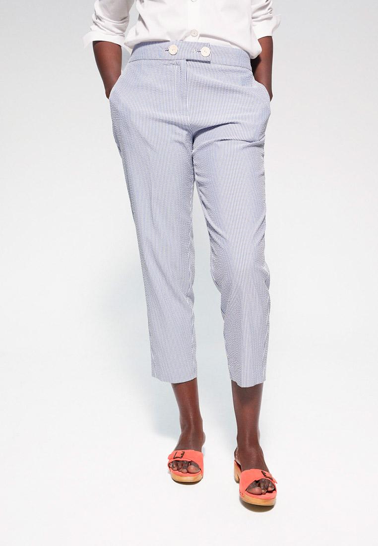 Женские зауженные брюки Violeta by Mango (Виолетта бай Манго) 67027106