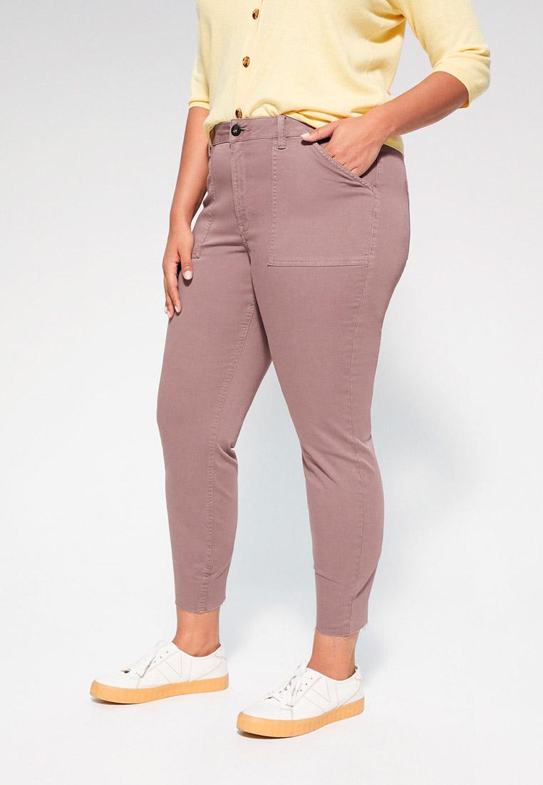 Женские зауженные брюки Violeta by Mango (Виолетта бай Манго) 67095941