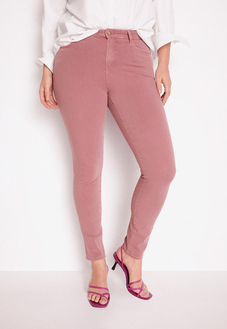 Женские зауженные брюки Violeta by Mango (Виолетта бай Манго) 67097658