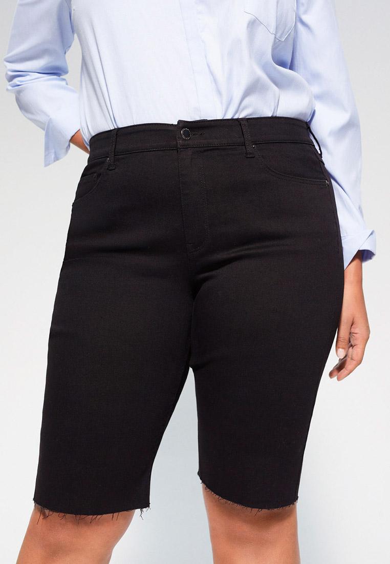 Женские джинсовые шорты Violeta by Mango (Виолетта бай Манго) 67827546