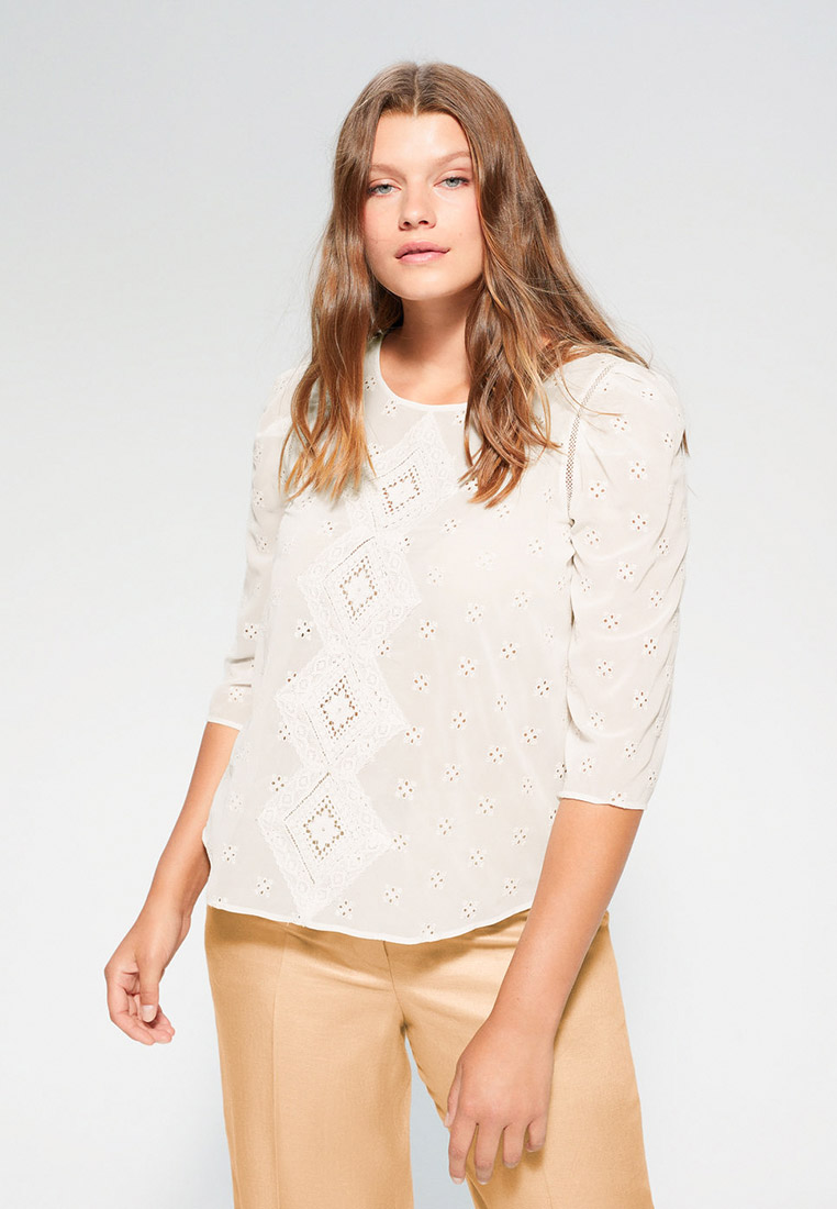Блуза Violeta by Mango (Виолетта бай Манго) 67027682
