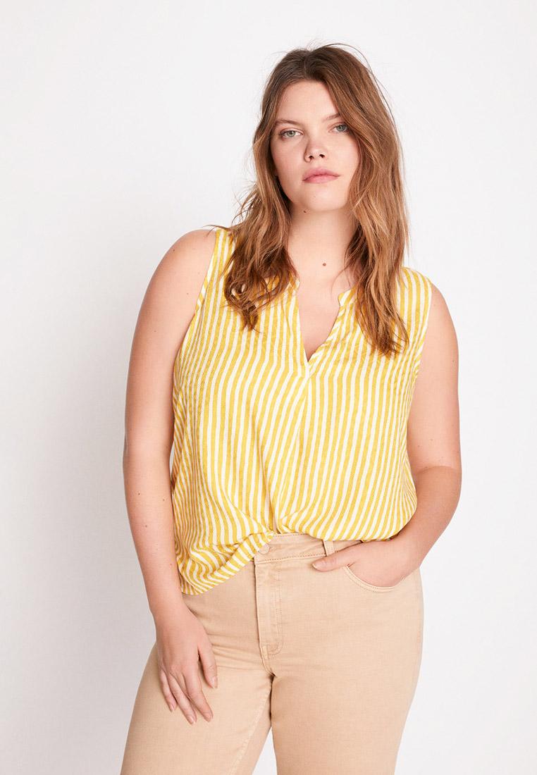 Блуза Violeta by Mango (Виолетта бай Манго) 67039047