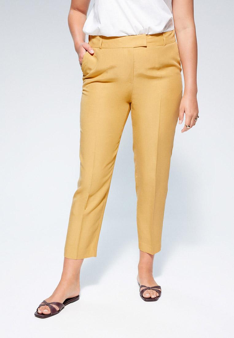 Женские зауженные брюки Violeta by Mango (Виолетта бай Манго) 67029214
