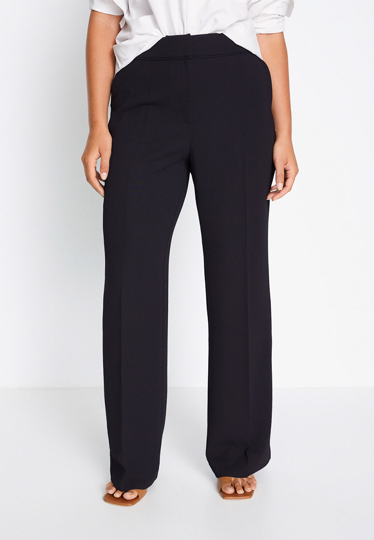Женские классические брюки Violeta by Mango (Виолетта бай Манго) 77052877