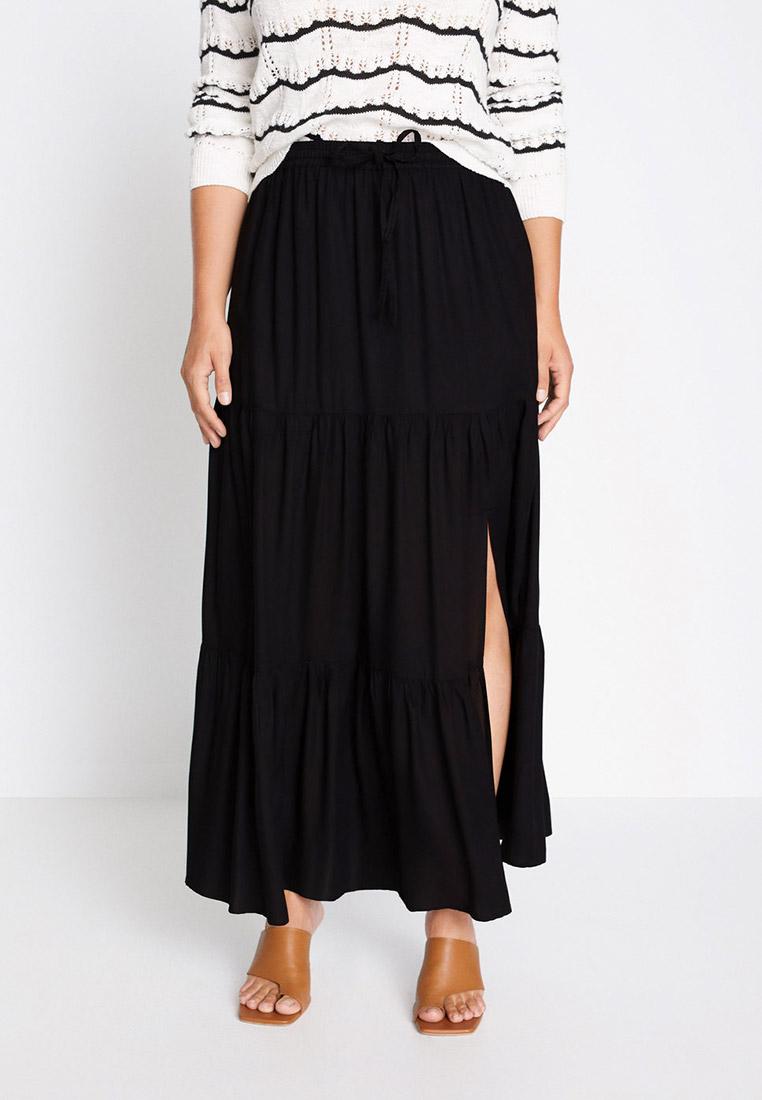 Широкая юбка Violeta by Mango (Виолетта бай Манго) 77090520