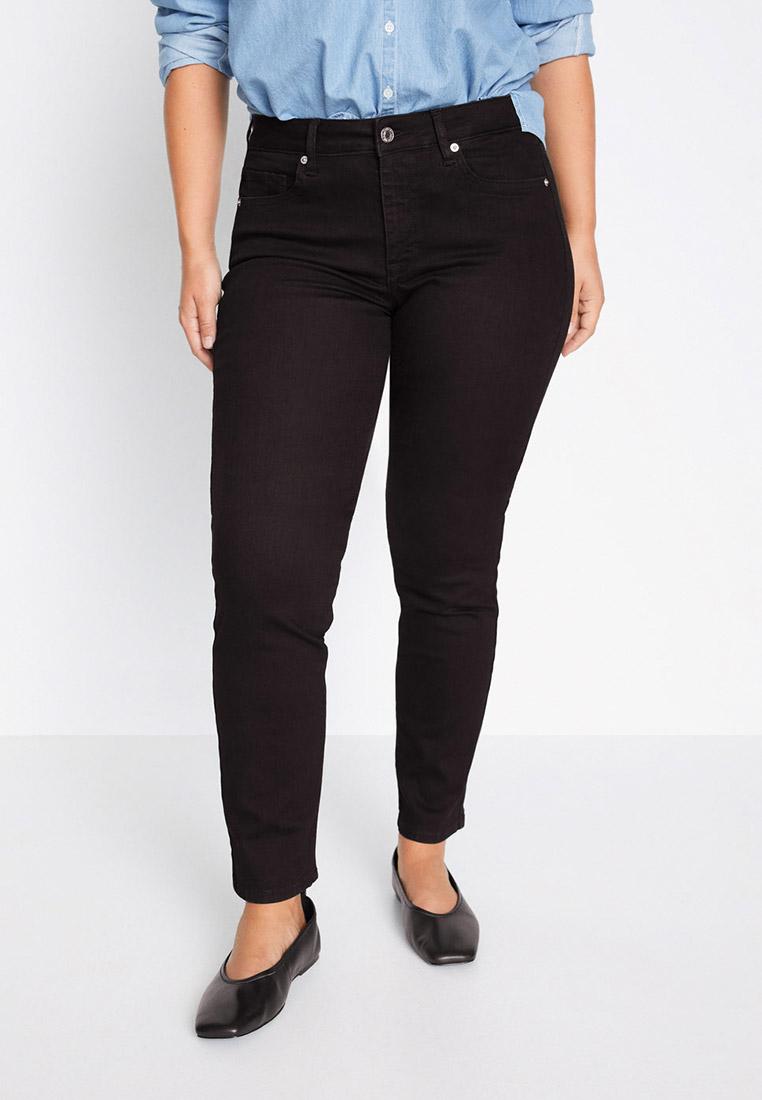 Зауженные джинсы Violeta by Mango (Виолетта бай Манго) 77034386