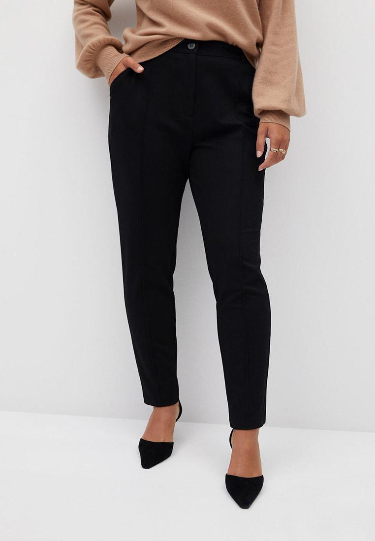Женские зауженные брюки Violeta by Mango (Виолетта бай Манго) 77075918