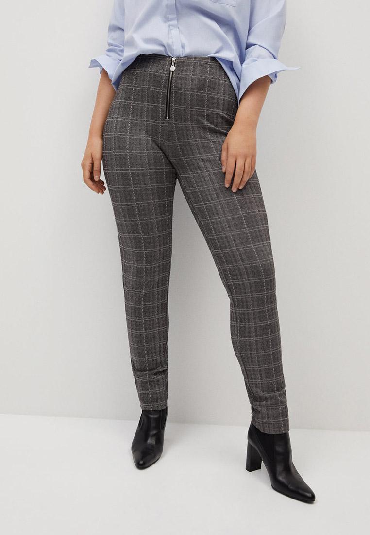 Женские зауженные брюки Violeta by Mango (Виолетта бай Манго) 77035919