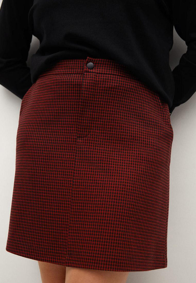 Прямая юбка Violeta by Mango (Виолетта бай Манго) 77077605