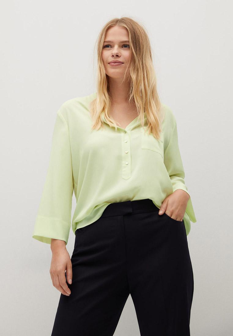 Блуза Violeta by Mango (Виолетта бай Манго) 77025925