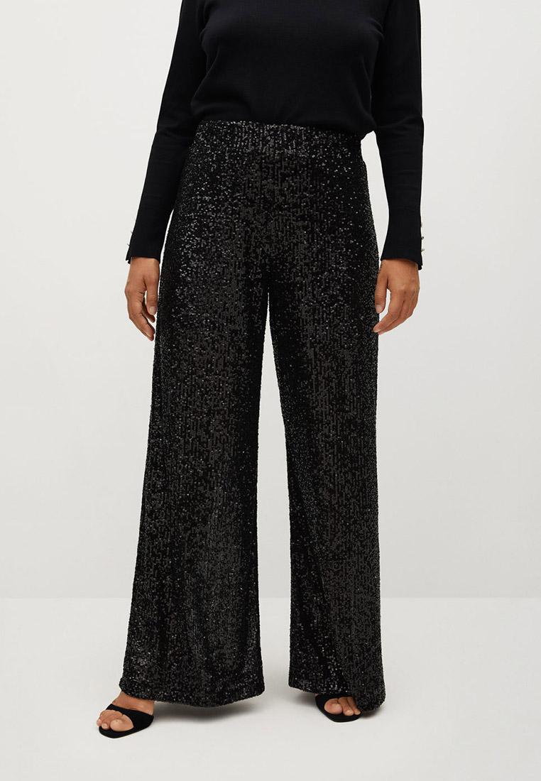 Женские широкие и расклешенные брюки Violeta by Mango (Виолетта бай Манго) 77049204