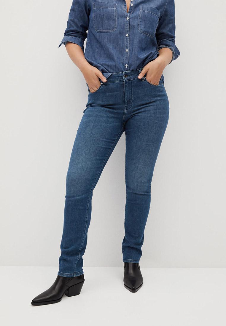 Зауженные джинсы Violeta by Mango (Виолетта бай Манго) 77026304