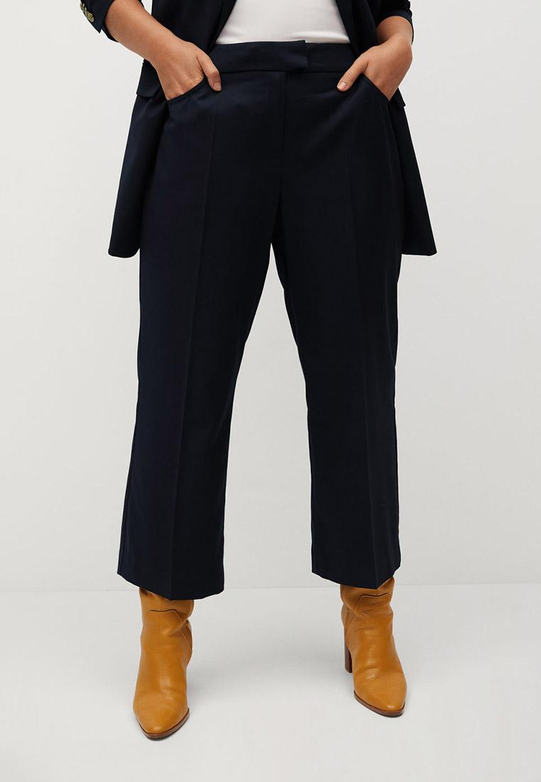 Женские широкие и расклешенные брюки Violeta by Mango (Виолетта бай Манго) 77065933