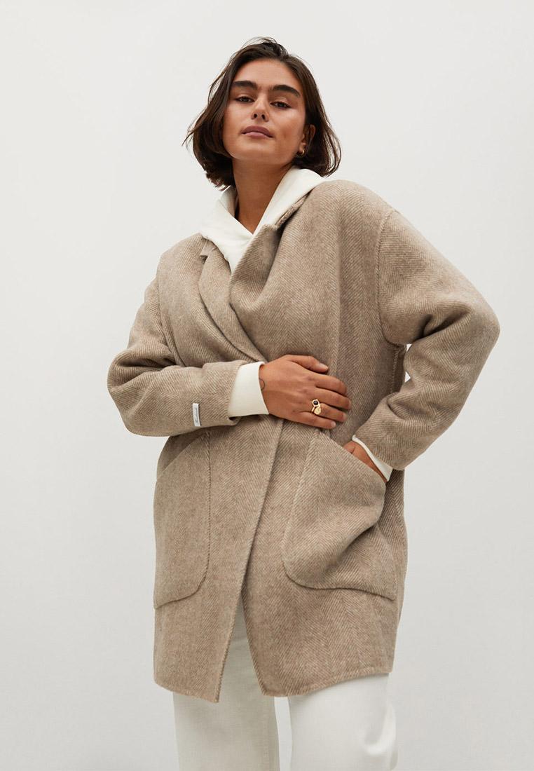 Женские пальто Violeta by Mango (Виолетта бай Манго) 77027610